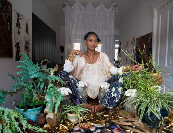Wangechi Mutu image