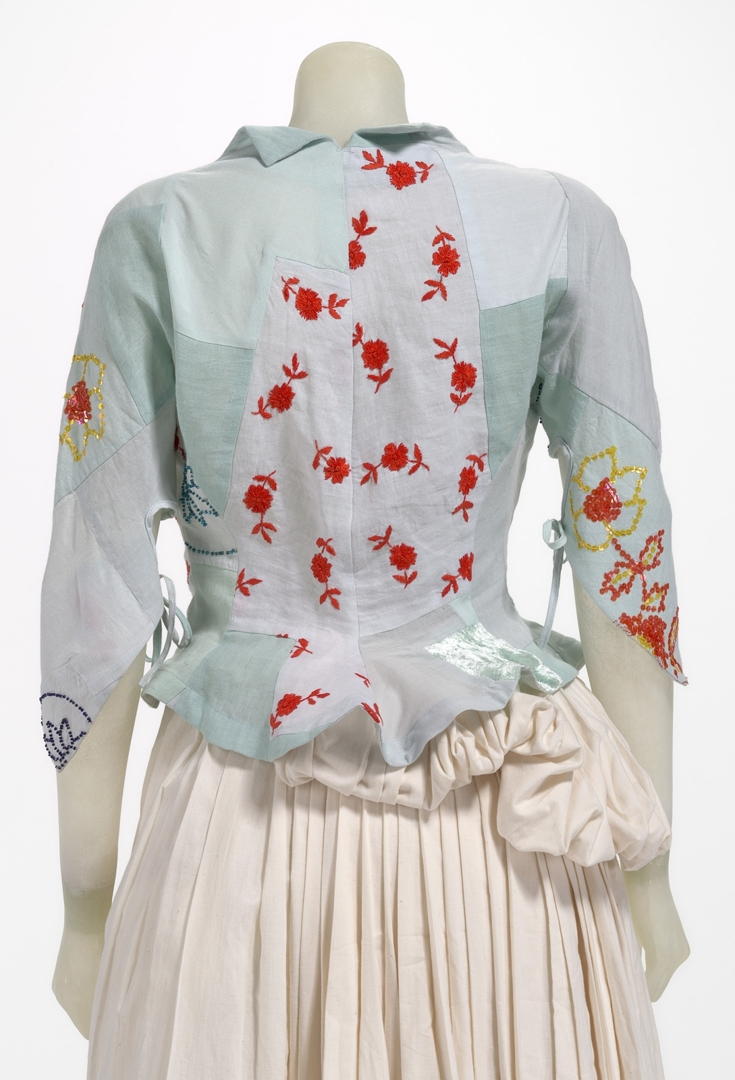Jacket and skirt image