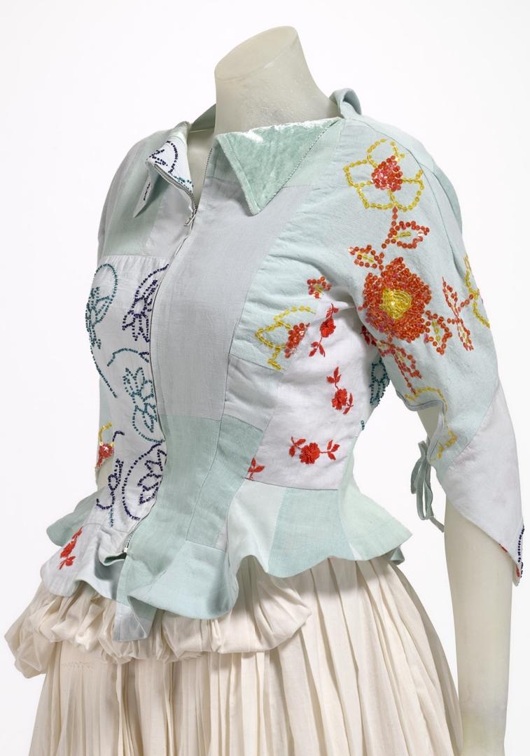 Jacket and skirt - Yohji Yamamoto image