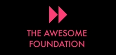 Awesome Foundation $1,000 grants for the Awesome image