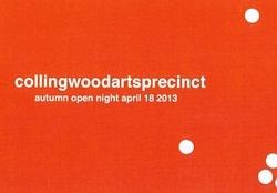 Collingwood Arts Precinct  Autumn Open Night image