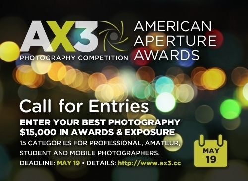 AX3 – American Aperture Awards image