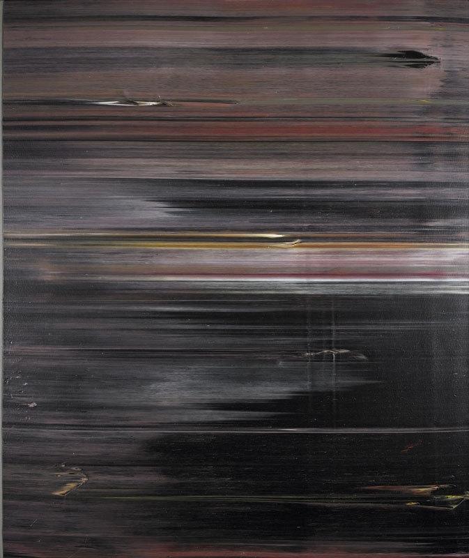 Black Table Setting image