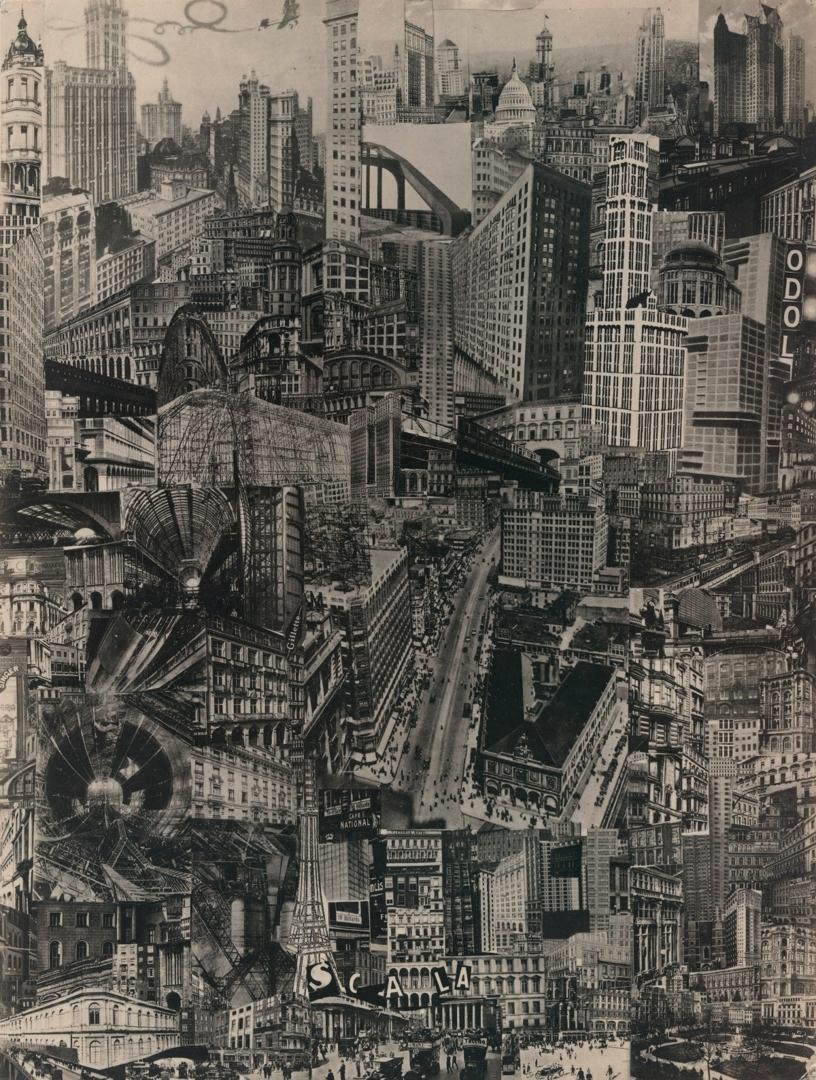 Metropolis, 1923 image