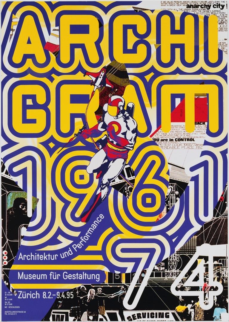 Archigram 1961–74 (Museum für Gestaltung) image