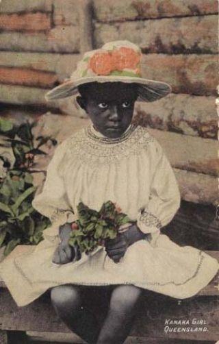 (South Sea Island girl) image