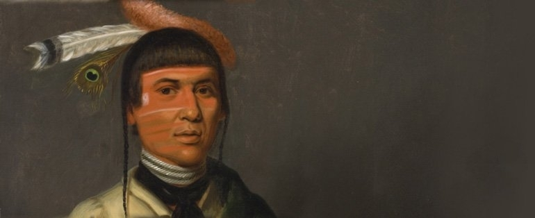 No-Tin (Wind), a Chippewa Chief image