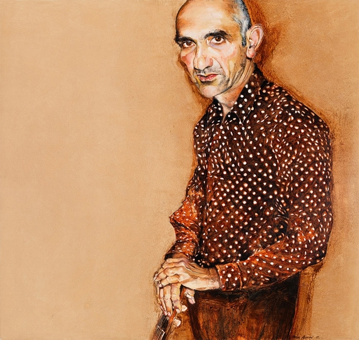 'Words and Music', Portrait of Paul Kelly, 2007 image