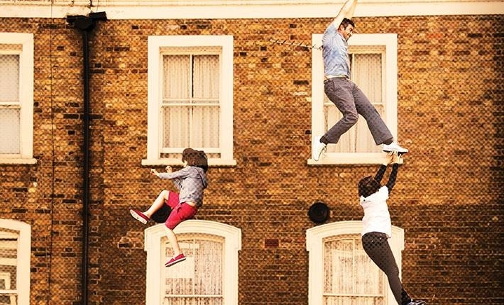 Leandro Erlich: Dalston House image