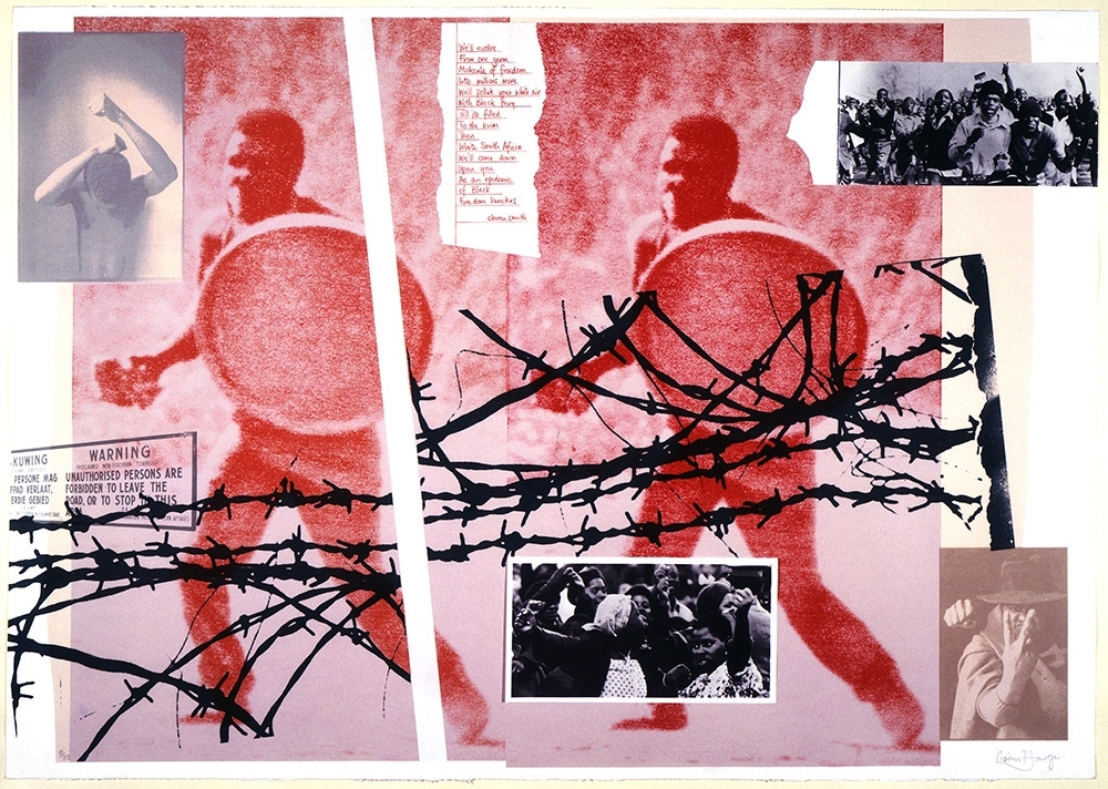 In Black and White: Prints and Posters from Africa and the Diaspora image