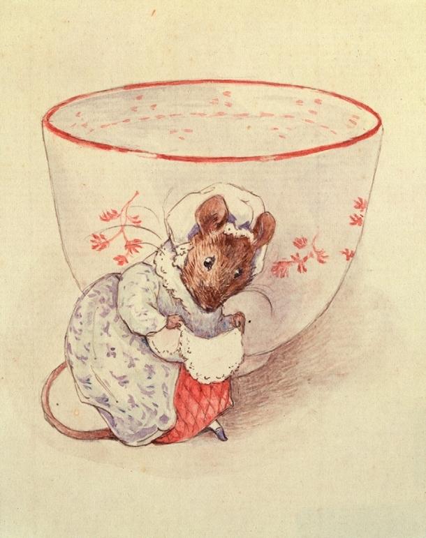 Beatrix Potter and the Beautiful Satin Waistcoat image