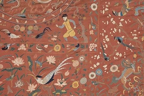 Interwoven Globe: The Worldwide Textile Trade, 1500–1800 image