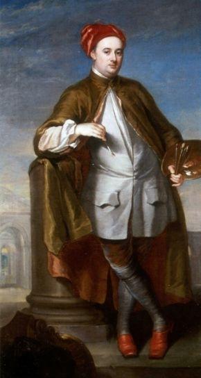 William Kent: Designing Georgian Britain image