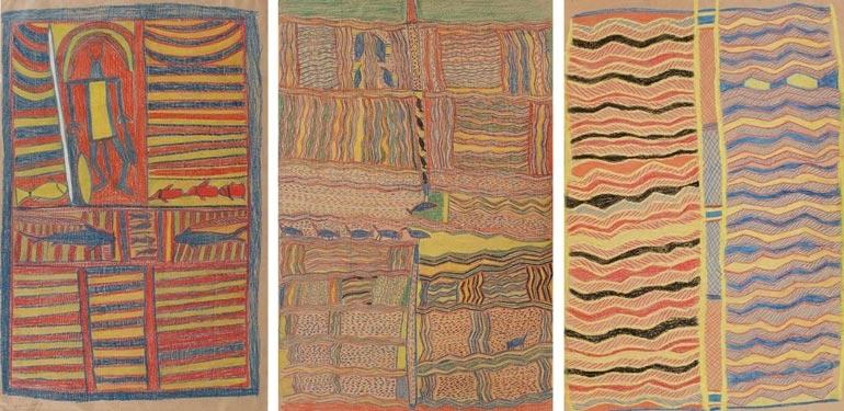 Yirrkala drawings image