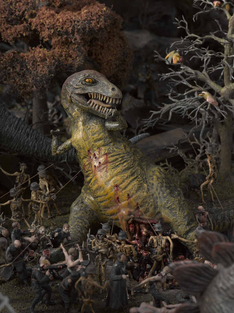 Jake and Dinos Chapman: Come and See image