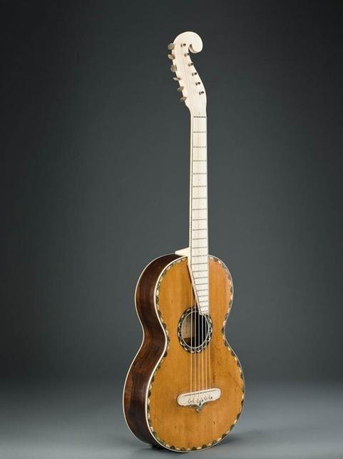 Early American Guitars image