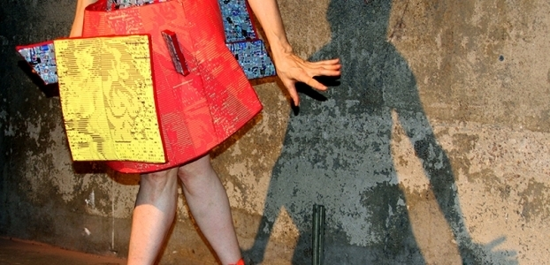 The Alices (Walking): A Sculptural Opera and Fashion Show image