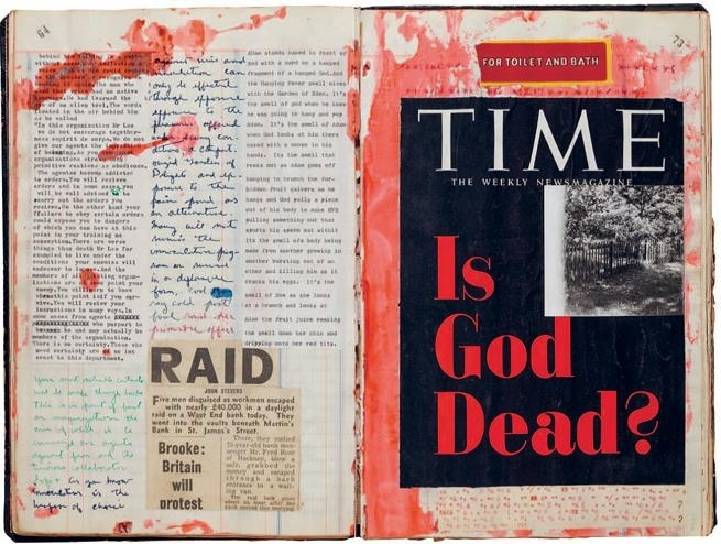 Paperwork: A Brief History of Artists' Scrapbooks image