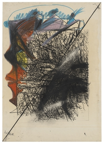 Dieter Roth, Arnulf Rainer – Collaborations image