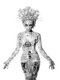 The Fashion World of Jean Paul Gaultier: From the Sidewalk to the Catwalk image