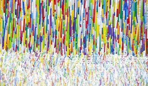 Gallery commissions Nike Savvas installation image