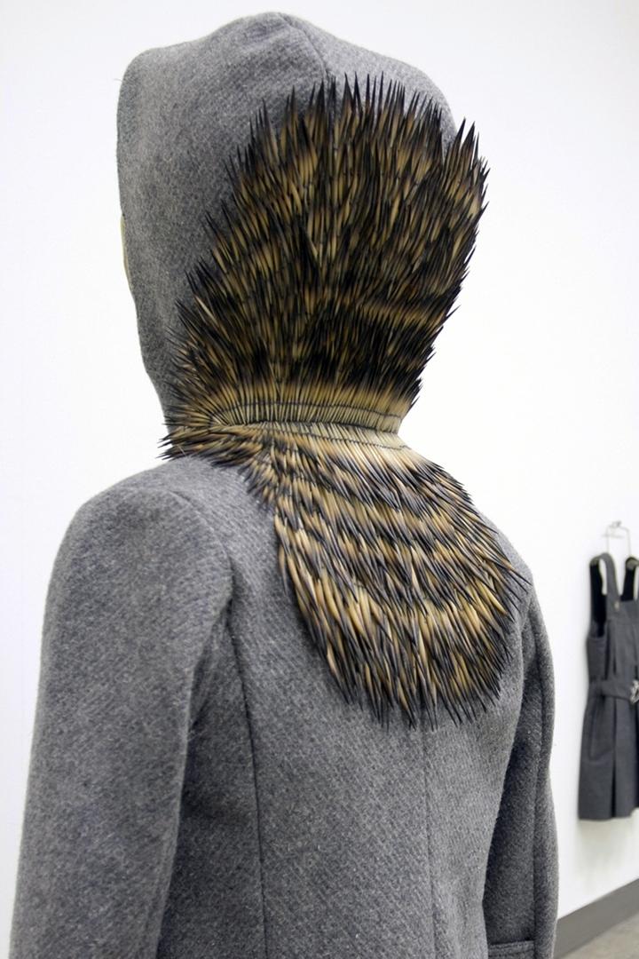 Danielle Hobbs: Echidna jacket 2013 image