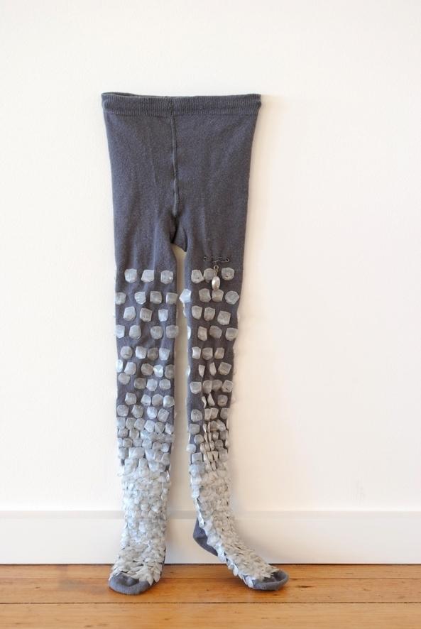 Danielle Hobbs: Mermaid legs 2013 image