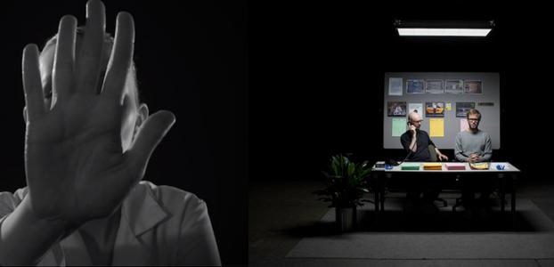 Eyebeam Artists One-on-One: Chris Woebken and Heather Dewey-Hagborg image