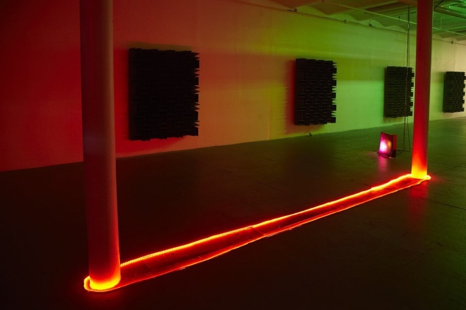 Park Nights 2014: Forget Amnesia with Haroon Mirza, Mark Fell and Okkyung Lee image