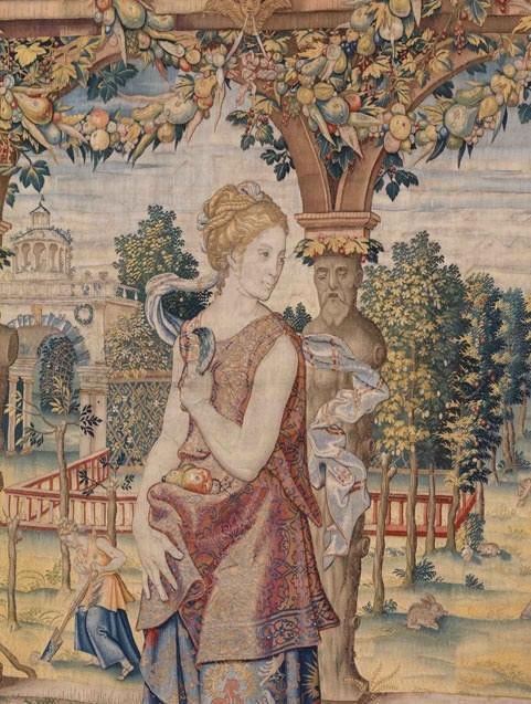 Grand Design Pieter Coecke van Aelst and Renaissance Tapestry image