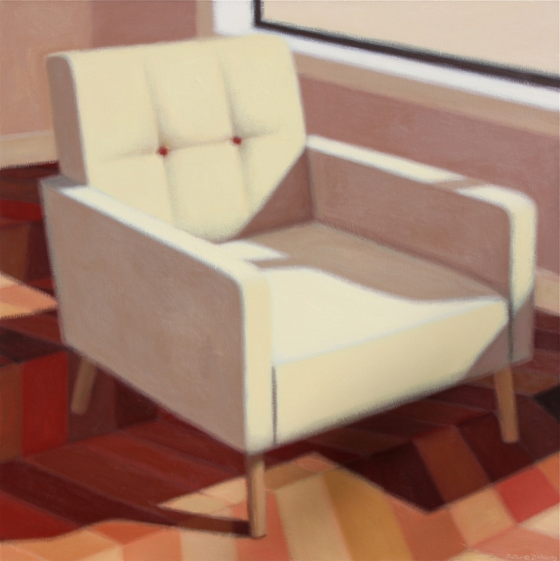Blonde Chair image