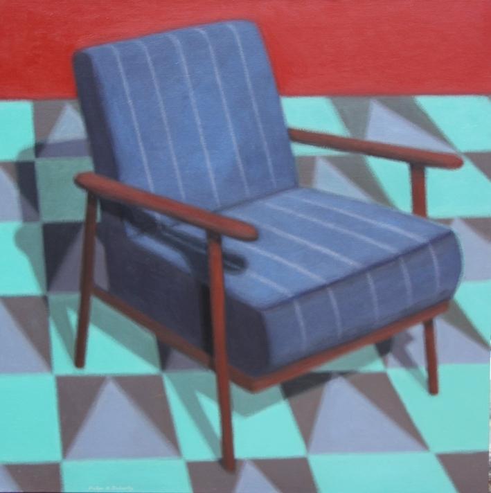 Blue Stripes image