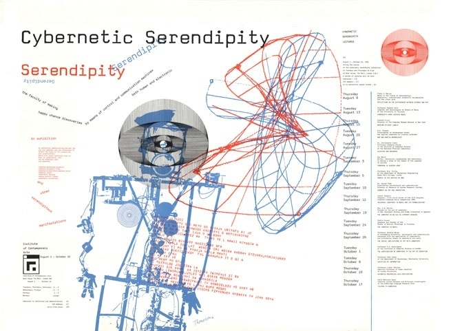 Cybernetic Serendipity image