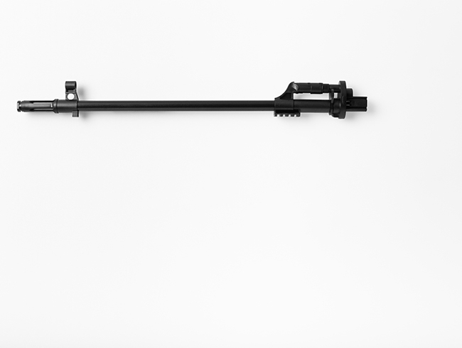 Sniper barrel image