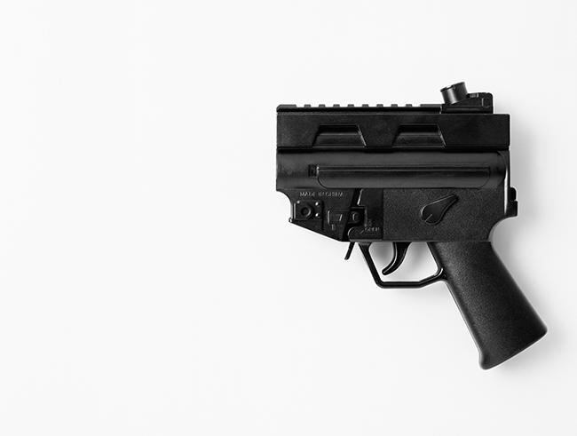 Pistol grip image