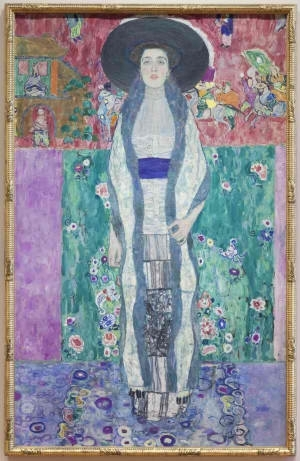 Gustav Klimt's Portrait Adele Bloch-Bauer II  image