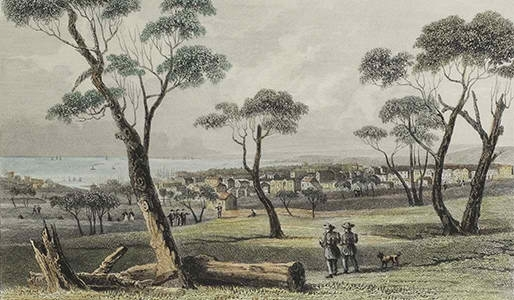 Early images of Geelong image