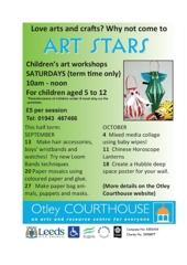 Art Stars at Otley Courthouse image