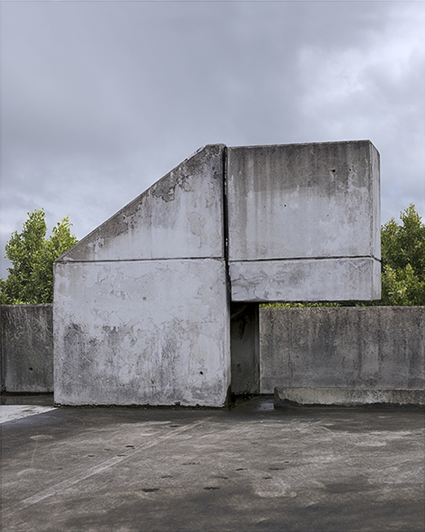 Zoomorphic Cement Structure image