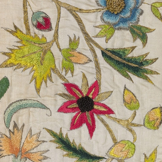 Exquisite Threads: English Embroidery 1600s–1900s