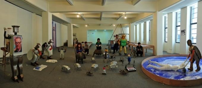 Wu Yulu's Robot Factory image