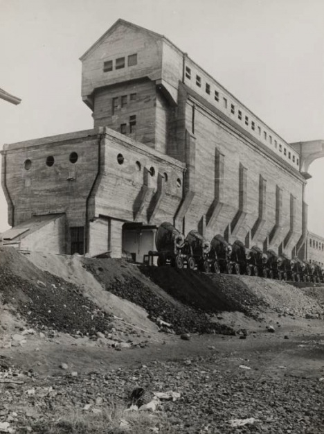 Hörder Verein - Coal Mixing Plant (Dortmund) before 1929 image