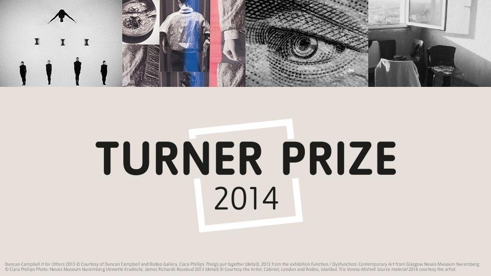 Turner Prize 2014 image