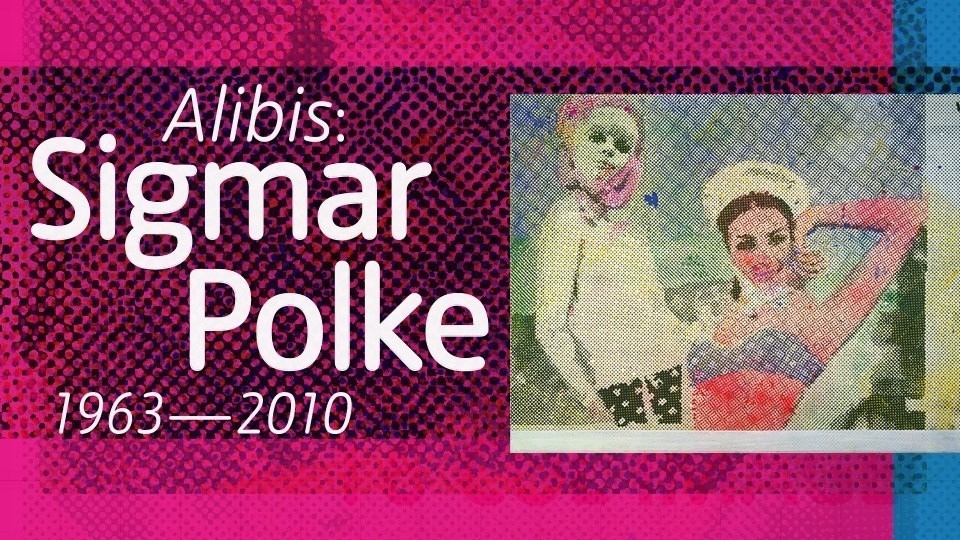 Alibis: Sigmar Polke 1963 image
