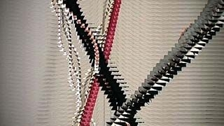Static No.9 (a small section of something larger) (detail)  image