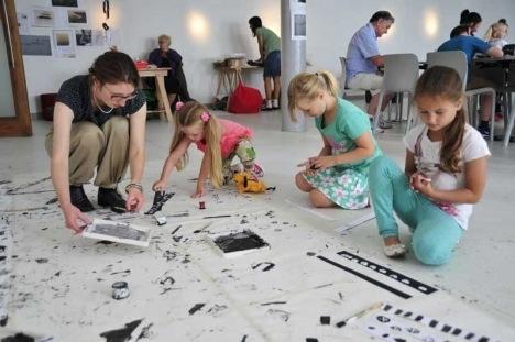 Warhol winter workshops image