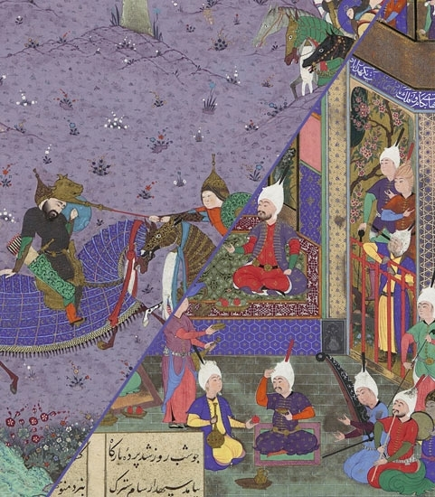 Bazm and Razm