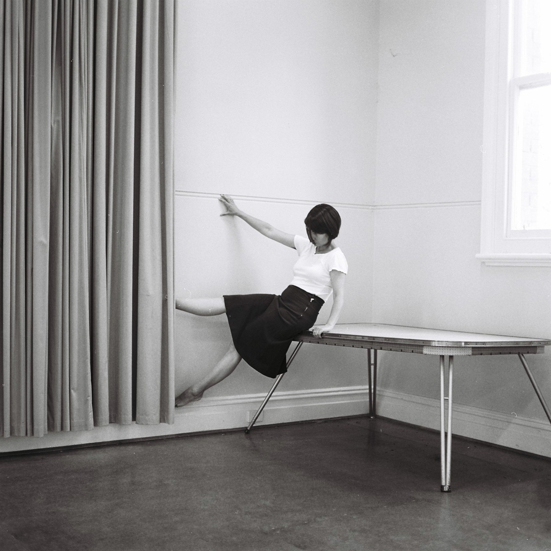 Clare Rae. Untitled Actions (For Stages) 2014. Silver gelatin print, 50 x 60 cm image