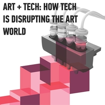 Art + Tech: How tech is disrupting the art world image