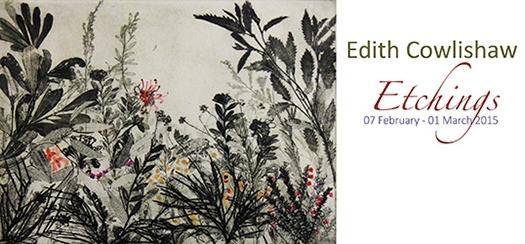 Edith Cowlishaw Etchings image